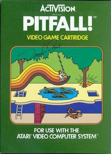 pitfall box The Top 5 Atari 2600 Games
