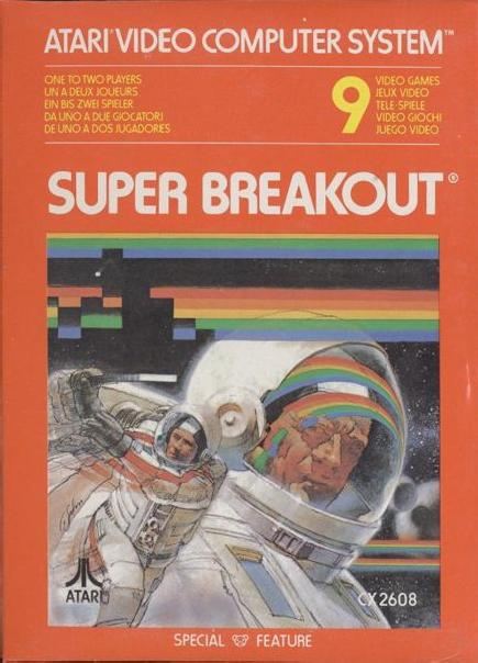 Super Breakout