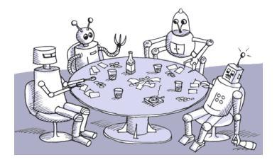 University poker bot